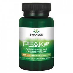 Peak ATP 400mg - 30 vcaps - Swanson
