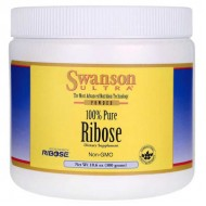 100% Pure Ribose Powder 300g - Swanson