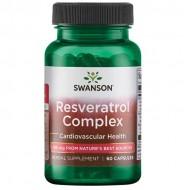 Resveratrol Complex 60 caps - Swanson