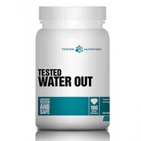 Water Out 100 caps - Tested