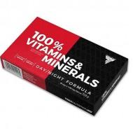 100% Vitamins & Minerals 60 caps - Trec Nutrition