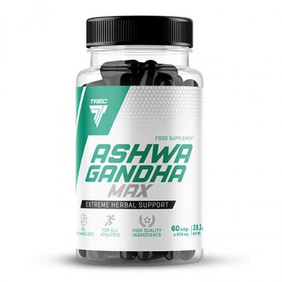 Ashwagandha MAX 60 caps - Trec Nutrition