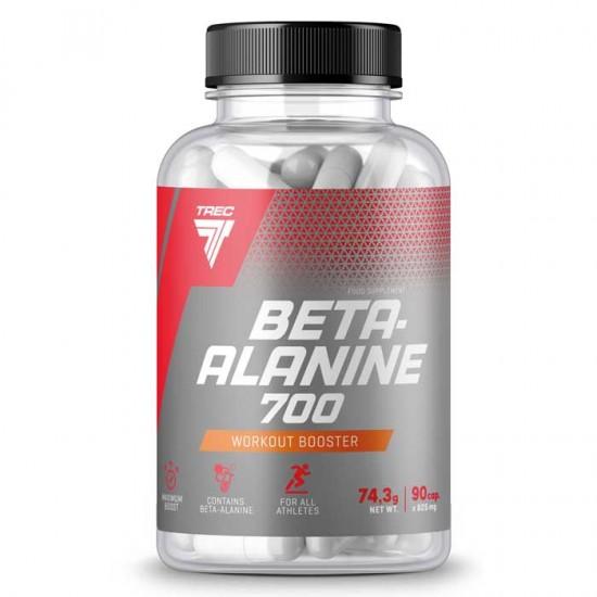 Beta Alanine 700 90 caps - Trec Nutrition