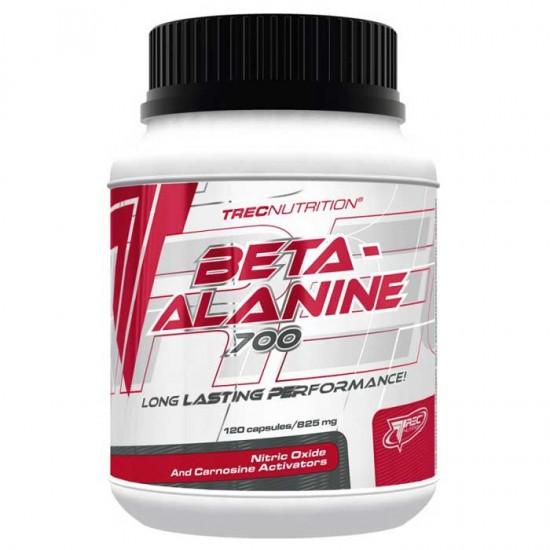 Beta Alanine 700 - Trec Nutrtition 120 κάψουλες / Βήτα Αλανίνη