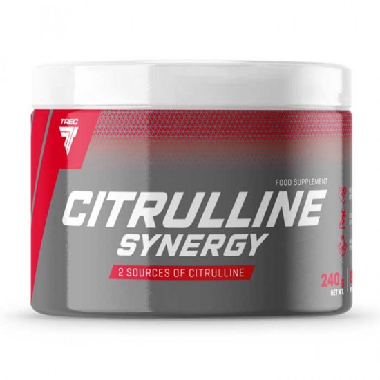Citrulline Synergy 240g - Trec Nutrition