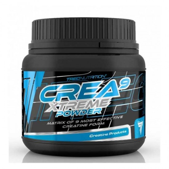 Crea9 Xtreme Powder 180 grams - Trec Nutrition / Κρεατίνη