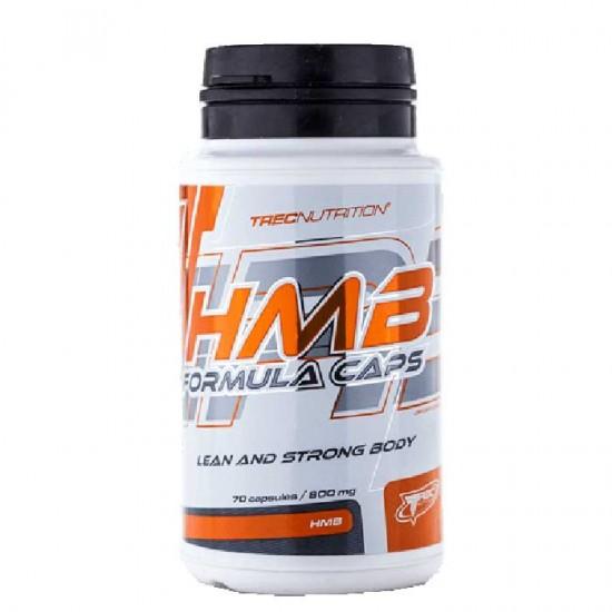 HMB Formula Caps - 70 caps - Trec Nutrition / Αποκατάσταση (Recovery)