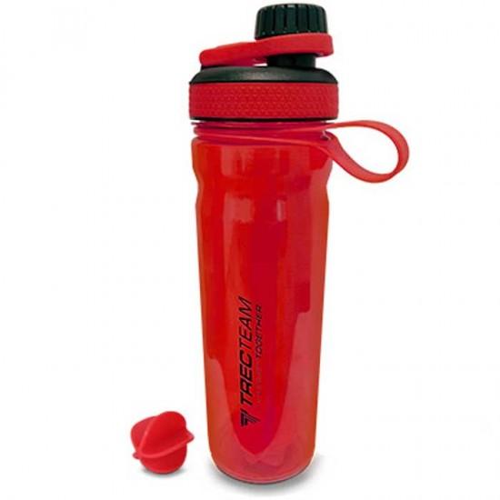 Intermix Shaker Bottle 800ml Red - Trec Nutrition