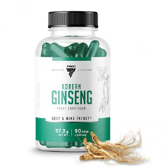 Korean Ginseng 90 caps - Trec Nutrition