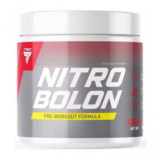 Nitrobolon Pre-Workout Formula 300g - Trec Nutrition