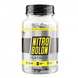 Nitrobolon Platinum 120 caps - Trec Nutrition