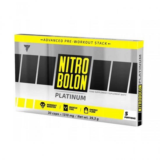 Nitrobolon Platinum 30 caps - Trec Nutrition