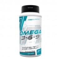 Omega 3-6-9, 60 caps Trec Nutrition / Ωμέγα Λιπαρά