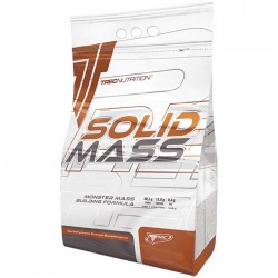 Solid Mass 5800 grams - Trec Nutrition / Πρωτεϊνη Όγκου - Mass Gainer