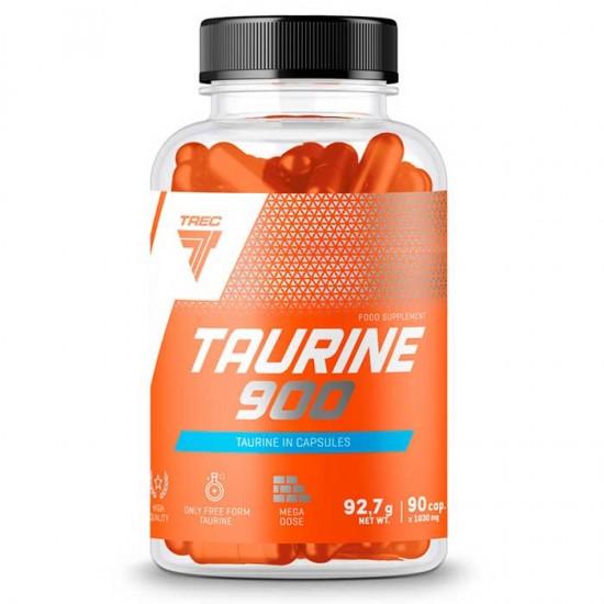 Taurine 900 90 caps - Trec Nutrition / Ταυρίνη