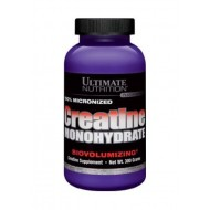 Creatine Monohydrate Micronized 300γρ - Ultimate Nutrition / Κρεατίνη Μονοϋδρική