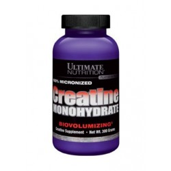 Creatine Monohydrate Micronized 300γρ - Ultimate Nutrition / Κρεατίνη Μονοϋδρική