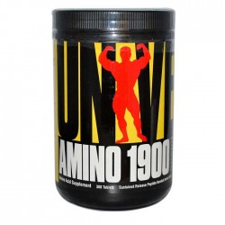 Amino 1900 300 ταμπλέτες - Universal Nutrition