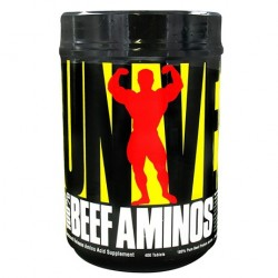 100% Beef Aminos 400 ταμπλέτες Universal Nutrition / Αμινοξέα