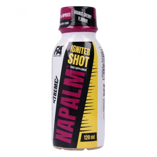 Napalm Igniter Shot 120ml - Fitness Authority - Προεξασκητικό
