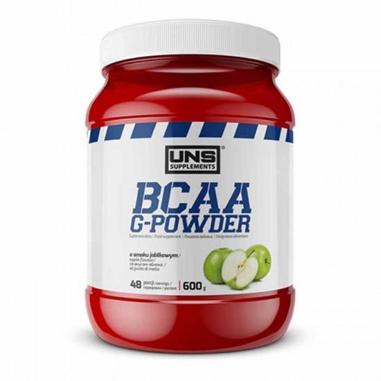BCAA G-Powder 600g - UNS / Bcaa με Γλουταμίνη