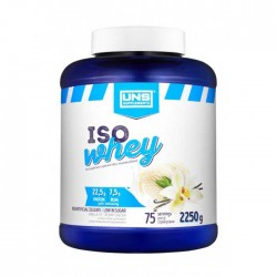 Iso Whey 2250γρ - UNS / Πρωτεΐνη Γράμμωσης