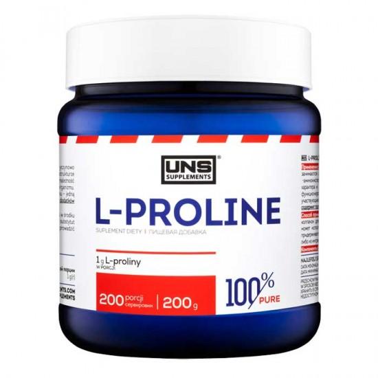 L-Proline Pure  200g - UNS