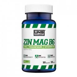 ZinMag6 30 caps - UNS