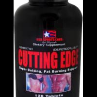 Cutting Edge 120 ταμπλέτες - USA Sports Labs / Θερμογεννητικός Λιποδιαλύτης