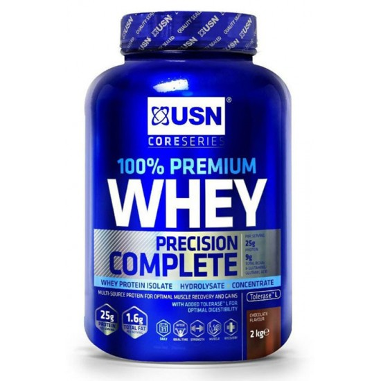 100% Whey Protein Premium 2,28kg USN / Πρωτεΐνη