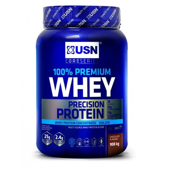 100% Whey Protein Premium 908g USN / Πρωτεΐνη