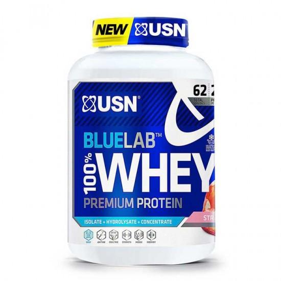 BlueLab 100% Whey Premium Protein 2000g - USN
