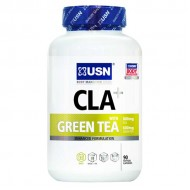 CLA Green Tea USN 90 κάψουλες / Λιποδιαλύτης - CLA