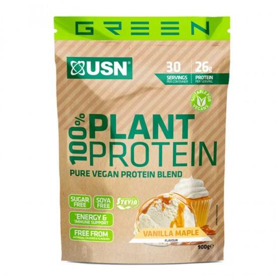 Plant Protein 100% 900gr - USN
