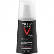 Vichy Homme Deodorant 24h Ultra Fais Spray 100ml / Αποσμητικό για άντρες