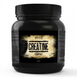 Creatine Essentials 500γρ - Warrior / Μονοϋδρική Κρεατίνη Σκόνη