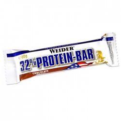 32% Protein Bar 60g - Weider / Μπάρα Πρωτεΐνης