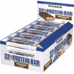 32% Protein Bar 60g x12 - Weider / Μπάρα Πρωτεΐνης