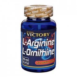 L-Arginine L-Ornithine 100caps Weider Victory