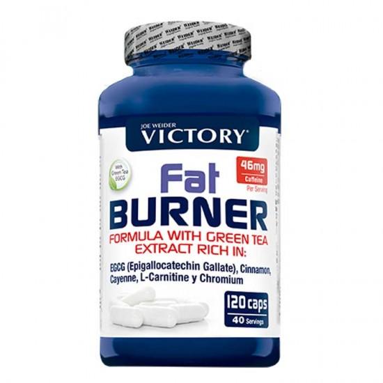 Fat Burner Weider Victory 120 κάψουλες / Λιποδιαλύτης