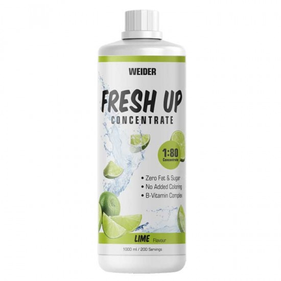 Fresh Up Concentrate 1000ml - Weider