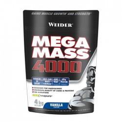 Mega Mass 4000 Weider Mega Mass 4000gr / Πρωτεΐνη