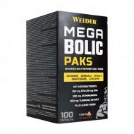 Megabolic Paks 100 caps - Weider