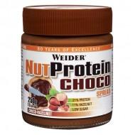 Nut Protein Choco Spread 250gr Weider - Αλοιφή επάλειψης με σοκολάτα