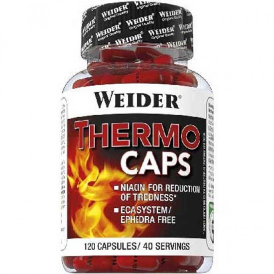 Thermo Caps 120 caps - Weider
