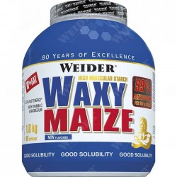 Waxy Maize 1,8kg Weider / Υδατάνθρακες