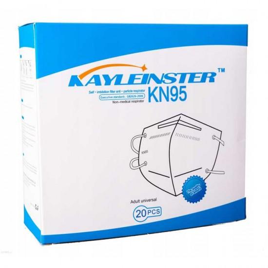 KN95 Μάσκα Υψηλής Προστασίας 5-layer 20τμχ - Kayleinster