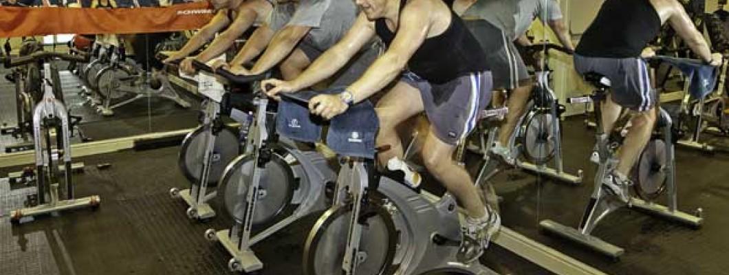 """Προπόνηση Sprint 8 σε Στατικό Ποδήλατο. Η 20 λεπτη Άσκηση που θα σας """"κάψει"""""""