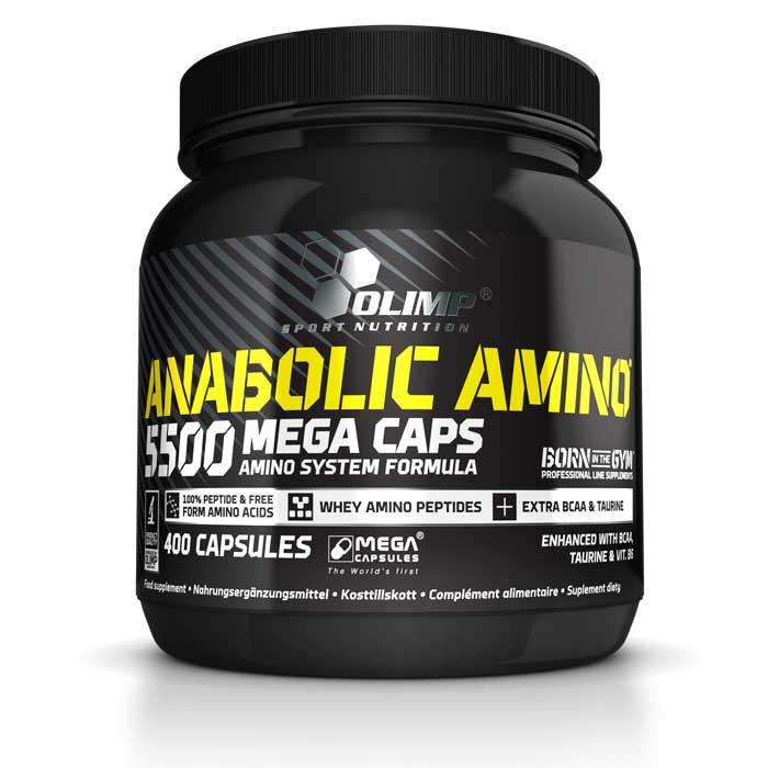 olimp anabolic amino 5500 mega caps