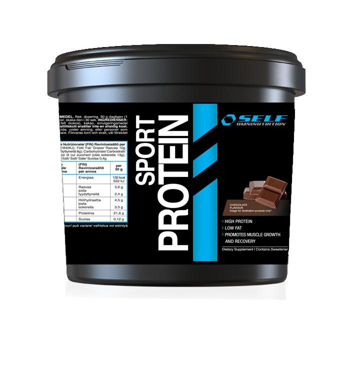 self omninutrition sport protein